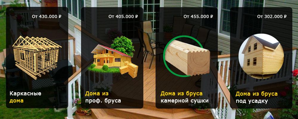 Новгородский строитель - дома из бруса, каркасные дома