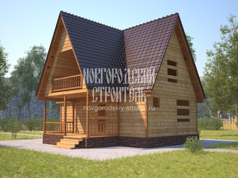 Бани из бревна в Краснодаре и Краснодарском крае: проекты для ...   600x800